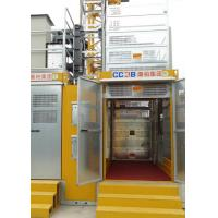 Buy cheap Vertical Transportation Construction Man Lift Payload Capacity 3000Kg Lifting from wholesalers