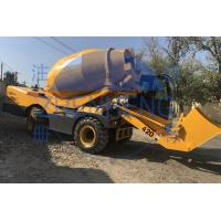 Wholesale 4.2m3 Self Loading Cement Mixer from china suppliers
