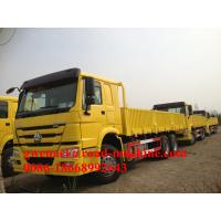 Wholesale Sinotruk HOWO Heavy Cargo Chassis/Trucks, 6x4,8x4 from china suppliers