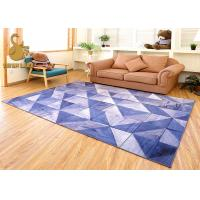 Wholesale Heated Transfer Printed Grey Anti Slip Dotted Custom Area Rugs ,  Animal Print Rugs from china suppliers