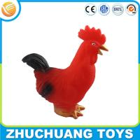 Wholesale big cartoon cock noise making rattle noise making toys from china suppliers