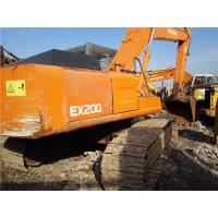 Quality Used HITACHI EX200-1 Excavator for sale