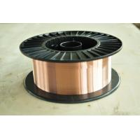 China Gas Shielding Welding WireER70S-6/SG2,SG3 1.2mm 15kg/spool high quality guarantee for sale