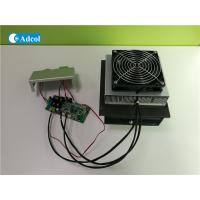 Wholesale Compact 100W 48VDC Thermoelectric Air Conditioner With Controller And Cover from china suppliers