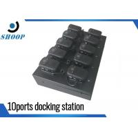 Wholesale Small Body Camera Accessories , Auto Uploading / Charging Body Worn Camera Docking Station from china suppliers