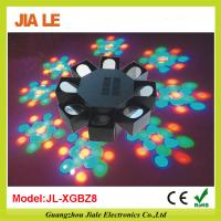 Wholesale High Brightness 50W / 120pcs / RGB / DMX 512 LED Stage Eight Octopus Fish Effect Lighting from china suppliers