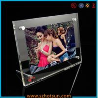 Wholesale acrylic photo strip frames/ acrylic photo frames 4x6 from china suppliers