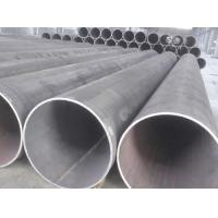 Wholesale 16 X 60 X 70 Galvanized Steel Pipe , LSAW Spiral Welded Steel Pipe For Petroleum from china suppliers