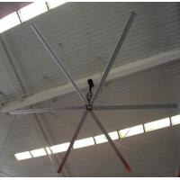 China Station Air Cooling 16feet Large Industrial Ceiling Fan For distribution centers warehouses on sale