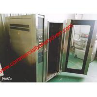 China ISO Industrial Electric Convection Oven 10 Trays 12 Trays Hot Air Oven for sale