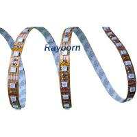 RGB DC 24V Color Changing Indoor Flexible Led Strip light For Bars, KTV, Sign Lighting for sale