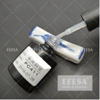 Wholesale Top Coat  Uv Gel Nail Polish No Wipe Transparent  Clear Gel Manicure Nail Polish from china suppliers