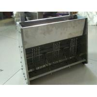 Wholesale Double Size Pig Farm Equipment 304 Stainless Steel Hog Feeders System from china suppliers
