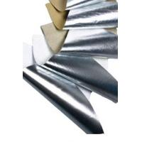 Wholesale Single Side Aluminum Foil Scrim Kraft Paper Economical Grade Duct Wrap from china suppliers