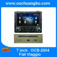 Wholesale Ouchuangbo Car DVD Stereo System for Fiat Viaggio Auto Multimedia Kit Bluetooth TV Radio P from china suppliers