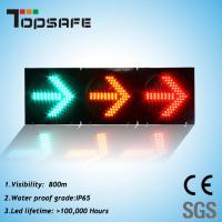 Wholesale 300mm LED Traffic Semaphore Light with Arrow (TP-FX300-3-303) from china suppliers