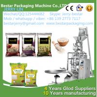 Wholesale Automatic product delivery shrimp/rice/seeds/peanuts packaging machine low price from china suppliers