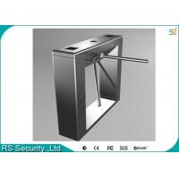 Quality Access Turnstile Security Systems Waist Height Turnstiles Tripod for sale