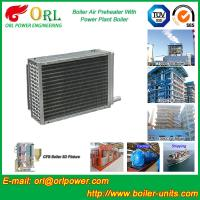 Quality 80T Electrical Water Power Boiler APH In Power Plant / Petroleum Chemical for sale