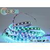12V Flexible LED Strip Lights , 5050 SMD WS2811 IC Digital Waterproof RGB Light Strip for sale