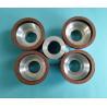 Small Diameter Resin Bonded Diamond Grinding Wheels Bowl Shape 50*20*20*5*5 for sale