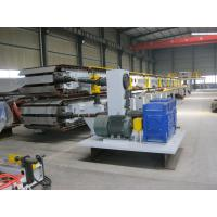 Wholesale Mitsubishi PLC Sandwich Panel Production Line / PU Sandwich Panel Machine from china suppliers