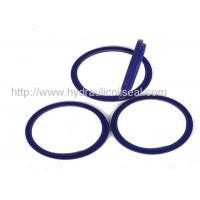 China High Heat Hydraulic Rod Seals, Oil Resistant Machinery  Rubber Piston Seals on sale