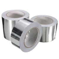 China Aluminum Foil Electrically Conductive Tape Paper With Fireproof & Waterproof Used For Air Conditioner on sale