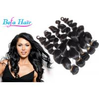 Wholesale 20 Inch Peruvian Human Hair Extensions Loose Wave Weave Human Hair from china suppliers