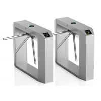 Wholesale RFID Card Reading Automatice Turnstiles With Three Arms Control from china suppliers