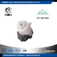 China Car Ignition Switch Replacement 377905865 for VW GOL 04~09 PARATI ALL 04~06 SAVEIRO 05~06 POINTERALL94~02 on sale