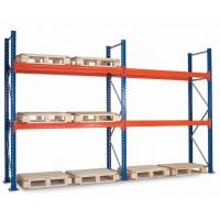Wholesale 3 Levels  Adjustable Hot Sell Heavy Duty Warehouse Storage  Pallet Racking System from china suppliers