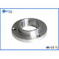 China Forged RF FF RTJ Threaded Pipe Flange ASTM B564 UNS N06625 DIN 2.4856 Series A NS336 on sale