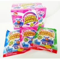 Wholesale Multi Fruit Flavor CC Candy Stick Sweets With Lovely Villa Jigsaw Puzzle Toy from china suppliers
