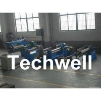 Wholesale Carbon steel, GI, Color Steel Simple Slitting Machine Line With Scrap Rewind Device from china suppliers