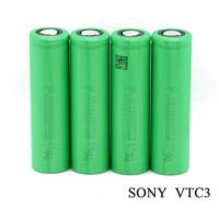 Wholesale Japan sony  vtc3 High discharge rechargeable new 18650 1600mAh 3.7v battery for sony from china suppliers
