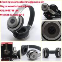 Quality HOT!!!New matte black/ Titanium silver/blue beats wireless studio v2 headphone beats solo 2 v2 by dr dre for sale