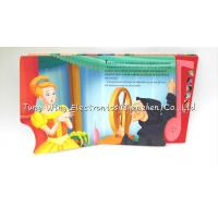 Wholesale Note Shaped 6 Button books with sounds for babies , play a sound books from china suppliers