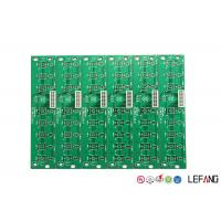 Wholesale PCB Automotive Printed Circuit Board 4 Layers Green Solder Mask 1.6mm Thickness from china suppliers