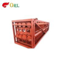 Buy cheap power station CFB boiler heat exchanger boiler ionic boiler header ORL Power ASTM certification manufacturer from wholesalers