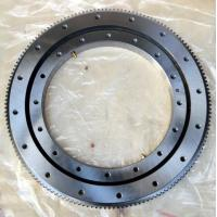 China XU120179 124.5*234*35mm  robotics crossed roller slewing bearings manufacturer for sale