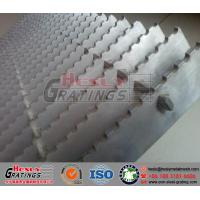 swage locked steel grating