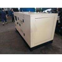 YUCHAI Silent Type Diesel Standby Generator 30KVA To 2000KVA 1500 / 1800rpm Speed for sale