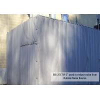 Wholesale Temporary Acoustic Barriers for Construction Noise Reduction and Concrete noise fencing from china suppliers