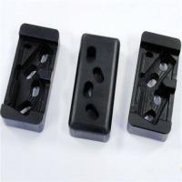 Wholesale Black Nylon Machined Parts , Plastic Injection Moulding Machine Parts from china suppliers
