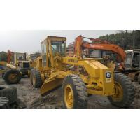 Wholesale Used motor grader Caterpillar 14G for sale in China from china suppliers