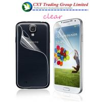 Wholesale Transparent Screen Protector For Samsung S5 I9600 from china suppliers