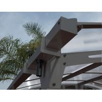 Buy cheap Polycarbonate Aluminum Patio Awnings from wholesalers