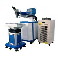 Wholesale Coaxial Mould Laser Welding Machine Compact Structure For Titanium / Platinum from china suppliers