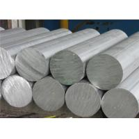 Round 6061 T6 Aluminum Bar Stock , AlSi1MgCu 6061 LD30 Extruded Aluminum Bar Stock for sale